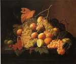 severin roesen still life with fruit xvi painting 25175