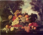 the abundance of fruit by severin roesen painting