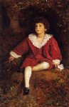 the honourable john nevile manners by sir john everett millais painting