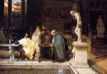sir lawrence alma tadema a roman art lover painting 24926
