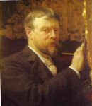 self portrait ii by sir lawrence alma tadema painting