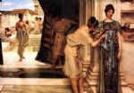 sir lawrence alma tadema the frigidarium painting