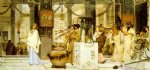 vintage artwork - the vintage festival by sir lawrence alma tadema