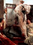 sir lawrence alma tadema who is it oil paintings