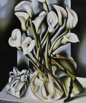 arums by tamara de lempicka prints