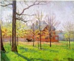 talbott place by theodore clement steele original paintings