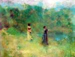 summer by thomas dewing painting