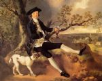 thomas gainsborough famous paintings - john plampin by thomas gainsborough