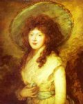 thomas gainsborough miss catherine tatton painting