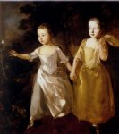 thomas gainsborough painter s daughters painting