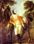 thomas gainsborough portrait of john hayes st leger painting