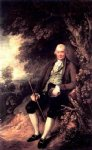 thomas gainsborough squire john wilkinson painting