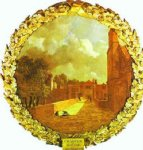 the charterhouse by thomas gainsborough painting