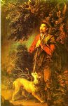 thomas gainsborough the woodsman painting