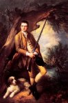 thomas gainsborough william poyntz painting