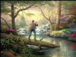 thomas kinkade it doesn t get much better prints