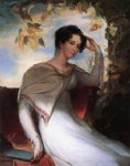 thomas sully famous paintings - mrs. james gibson elizabeth bordley by thomas sully