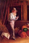 thomas waterman wood art - harvest time by thomas waterman wood