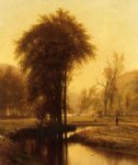 thomas worthington whittredge indian summer painting 24137