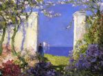 a magical morning by tom mostyn painting
