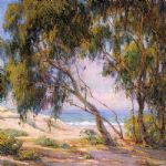 unknown artist hilliard beside the sea laguna beach paintings 79484