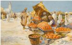 unknown artist marche aux oranges painting