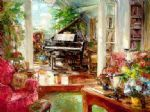unknown artist my piano art