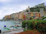 italian artwork - portovenere italian riviera by unknown artist