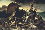 unknown artist the raft of the medusa by theodore gericault paintings