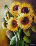 unknown artist the sunflowers prints