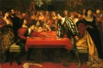 a venetian gaming by valentine cameron prinsep famous paintings
