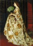 my lady betty by valentine cameron prinsep painting