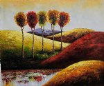endless hills ii by various artists painting