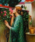 my sweet rose 1908 by various artists painting