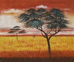 serengeti dawn by various artists painting