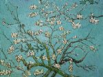 vincent van gogh branches of an almond tree in blossom iii painting 23384