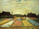 bulb fields by vincent van gogh paintings
