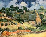 vincent van gogh camp houses posters