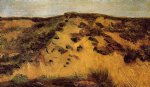 dunes by vincent van gogh painting