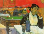 vincent van gogh night cafe in arles madame ginoux oil paintings