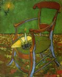 vincent van gogh paul gauguin s armchair painting