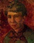 vincent van gogh portrait of a woman v painting 23631
