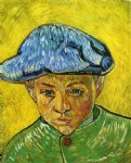 vincent van gogh portrait of camille roulin v painting 23642