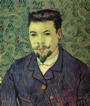 vincent van gogh portrait of doctor felix rey painting 23644
