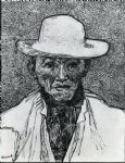 vincent van gogh portrait of patience escalier painting 23652