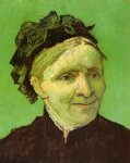 vincent van gogh portrait of the artist s mother painting 23655