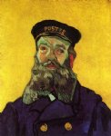 vincent van gogh portrait of the postman joseph roulin ii painting 23656