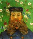 vincent van gogh portrait of the postman joseph roulin iv painting 23658
