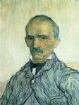 vincent van gogh portrait of trabuc painting 23661