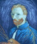 vincent van gogh self portrait 1889 painting